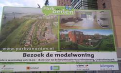 Modelwoning Park van Oeden